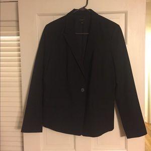 Black Ann Taylor blazer
